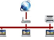 RETE condividere stampante rete Ubuntu Debian-based