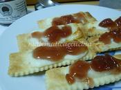 Biscottini Pasta Brisee Pecorino Gelatina Dolcetto