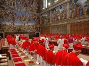 Conclave: casule, leggio formaggi? Arrivano Napoli