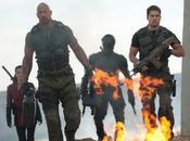 Bruce Willis Dwayne Johnson nelle nuove immagini G.I. Joe: Vendetta