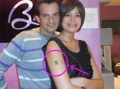 Sara Tommasi monogrammata Louis Vuitton: foto