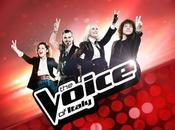 """""""The Voice Itay"""" ecco attuali concorrenti"""