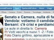 infischiano dell'Italia votano scheda bianca!