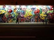 Kenny Scharf Mural York City