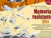 Presentazione Calendario MEMORIA RESISTENTE 2011