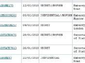 Wikileaks, l'Italia svelata cablogrammi: database Repubblica