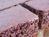 Torta cioccolatosa... senza burro uova!