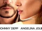 "arrivo ""The tourist"", thriller romantico Johnny Deep Angelina Jolie"