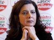 Laura Boldrini Presidente della Camera Deputati