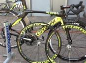 Milano-Sanremo 2013: ecco bici Mauro Santambrogio