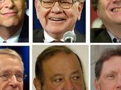 miliardari 2013: uomini ricchi mondo