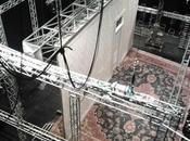 sicurezza palcoscenico