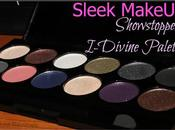 Showstoppers, I-Divine Palette Sleek MakeUp
