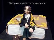 Lawyer cake Torta dell'avvocato.