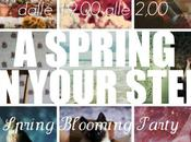 Spring your Step Blooming Party