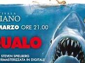Roma torna cinema film Cult Spielberg:Lo squalo