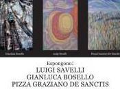 """Arte Primavera"", Luigi Savelli, Pizza Graziano Santis Radio Gianluca Bosello, Forlì"