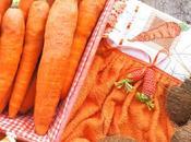 Tortine carote glassa cioccolato granella cocco