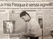 Alessandro Tara: ristorante Pasqua sarà cruelty-free