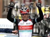 Harelbeke, Cancellara vince solitaria
