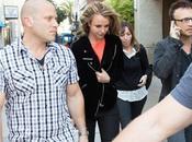 Britney Spears primi sintomi cedimento: capelli.