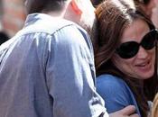 Affleck Jennifer Garner baci appassionati Santa Monica: Ecco foto