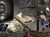 Assassin's Creed Black Flag video gameplay, annunciate quattro Edizioni Speciali