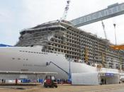 Princess cruises: varata oggi regal princess