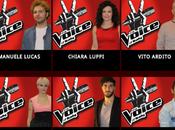 Voice Italy: ecco composizione delle squadre oggi