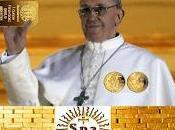 Spettacolo Vaticano Moneta dell'Apocalisse