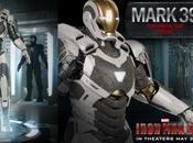 Iron presenta tutte armature Tony Stark Ecco Mark