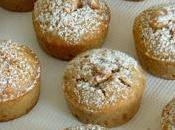 Mini muffins Noci Cannella