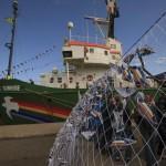 """rompighiaccio Greenpeace Sicilia: alla pesca sostenibile"""""""