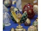 Pasqua, Hong Kong mostra uova Fabergé: prezioso dono degli