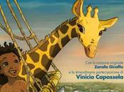 giraffa Zarafa sorpresa Italia Aprile