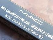 """""""Pro Longwear Lipglass"""" col. Forever Rose...!!! Review..."""