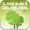 Scrivo post piantano albero.– Post verde