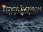 mare tempesta primo teaser poster Percy Jackson: Mare Mostri