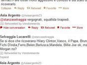 Morgan: Asia Argento contro Selvaggia Lucarelli (insulti Twitter Mood:
