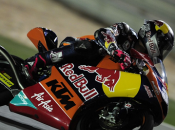 Moto3, Qatar: nelle qualifiche dominano spagnoli Salom, Vinales Rins