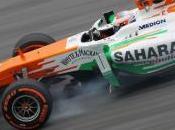 Force India risolto problemi dadi ruota