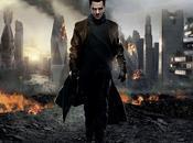Benedict Cumberbatch lascia scia distruzione poster Into Darkness