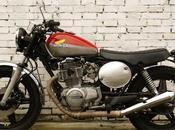 CB400N Moto