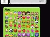 Come fare device Nokia, aventi Symbian Hack, visualizzare negli Emoji disponibili iOS.