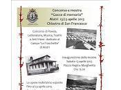 """Alatri: Inaugurazione Mostra """"Gocce memoria"""""""