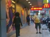 Forse malgrado, tipo originale Kuala Lumpur, Malesia