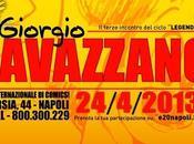 aprile, Giorgio Cavazzano ospite della Scuola Internazionale Comics Napoli