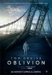 Recensione nuovo film Cruise: Oblivion