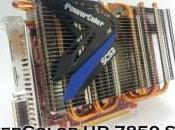 PowerColor lavoro sulla prima 7850 SCS3 raffreddata passivamente, addio rumori