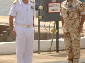 Gibuti/ Missioni operative. visita dell'Amm. Binelli Mantelli, Capo Stato Maggiore della Difesa